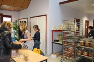 vente couscous 2017 Notre dame de lorette pouldreuzic